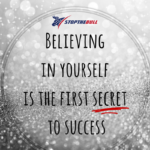 believe quote stopthebull success motivational quote