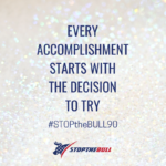StoptheBull Quote Decision to Try