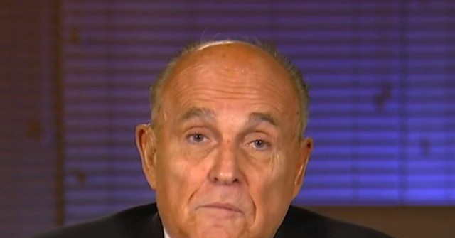 Giuliani: New Yorkers 'Fed Up' with the Socialists Running NYC