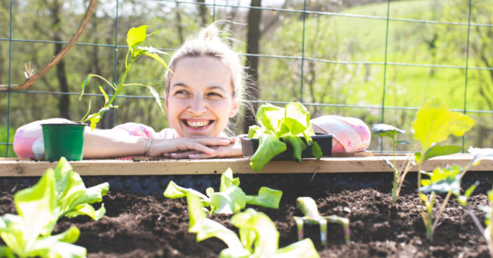 Health and well-being improved by spending time in the garden, study finds