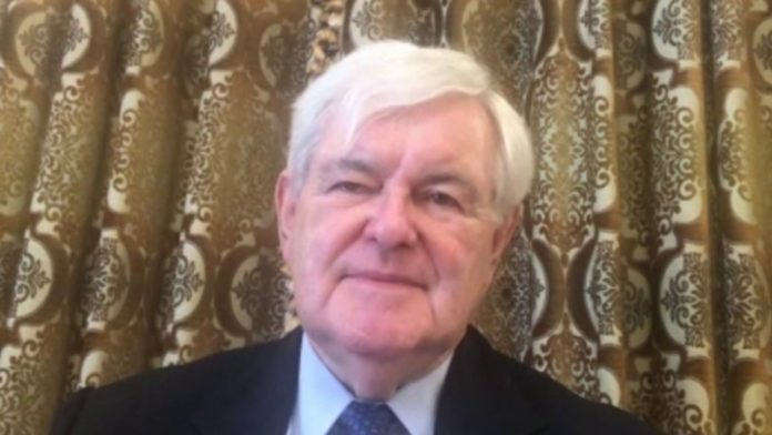 Newt Gingrich: 'Tragic' to see American politicians act like dictators