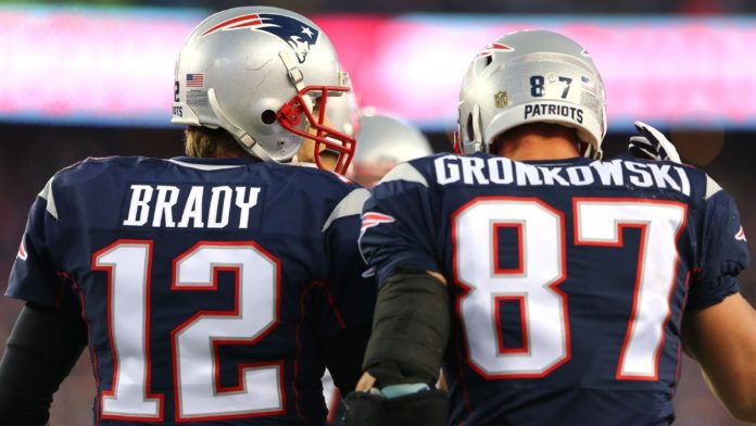 Ranking the NFL offseason's 25 biggest position upgrades, from Brady and Gronk to a kicker
