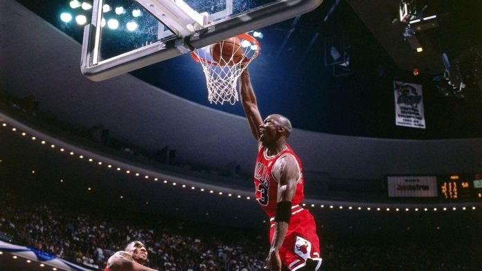 Michael Jordan better than LeBron James in every way, says poll of NBA fans