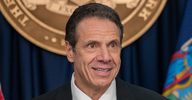Andrew Cuomo: 'Nobody' Should Be Prosecuted for NY Virus Deaths