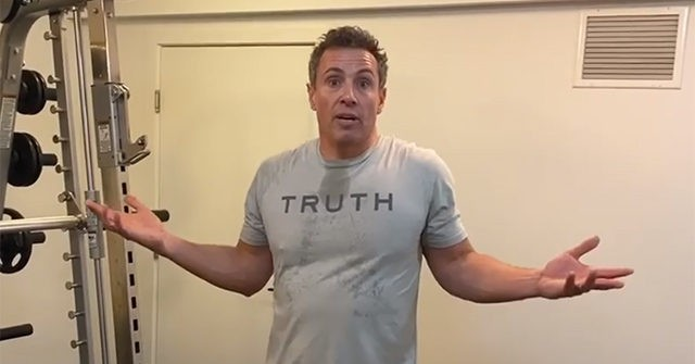 Nolte: Chris Cuomo Insists He Didn't Break Quarantine by Leaving House
