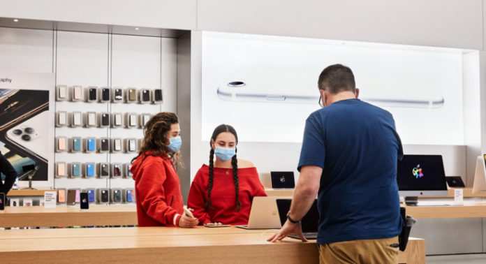Daily Crunch: Apple Stores begin to reopen