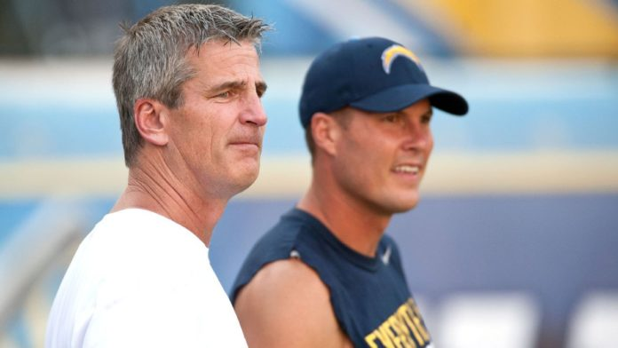 Colts' Frank Reich expects QB Philip Rivers to play beyond 2020