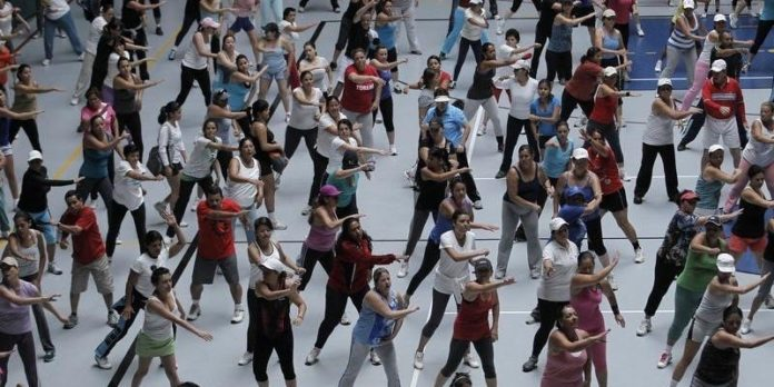 One dance fitness workshop led to 112 coronavirus cases in South Korea, a report says