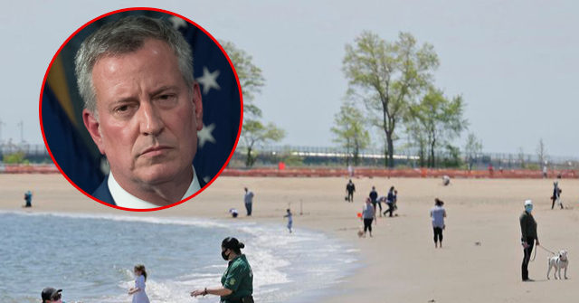 Bill De Blasio: NYC Beachgoers Will Be 'Taken Right out of the Water'
