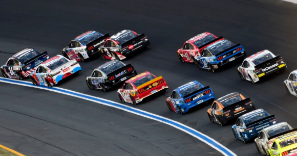 naascar races continue during pandemic stopthebull