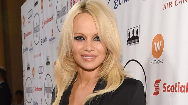 Pamela Anderson reveals if she'd ever pose nude for Playboy again