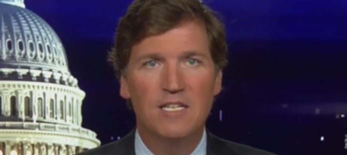 Tucker Carlson: Democrats Are Rebounding Because 'Republicans Ran Away' From Riots And Violence