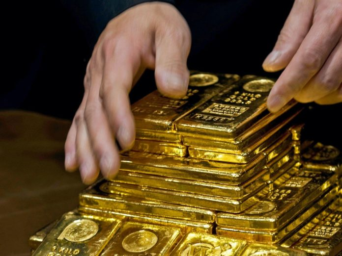 Gold's trading patterns foreshadow record highs in the 2nd half of 2020, Bank of America says