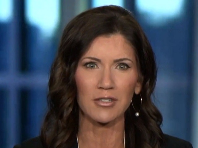 SD Gov. Noem on Mount Rushmore Becoming Target of Protesters: 'Not on My Watch'