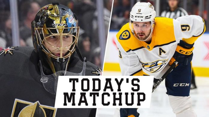 Greatest Moments of NHL Season … So Far: fourth round, matchup 2