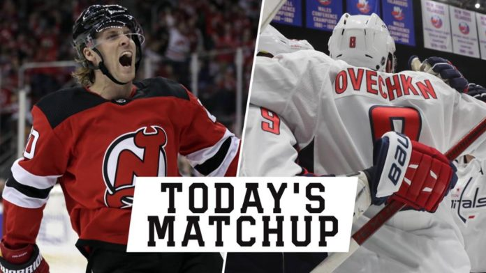 Greatest Moments of NHL Season … So Far: third round, matchup 6