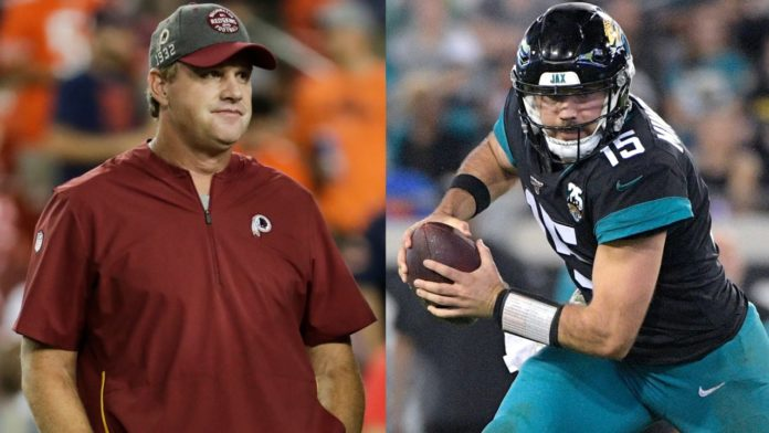 Jay Gruden knows it's his job to 'mesh' with Gardner Minshew