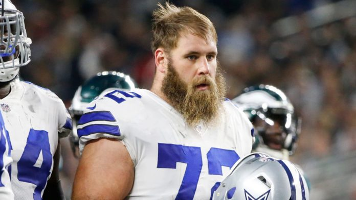 Retired Travis Frederick thinks Cowboys have chance to 'go far'