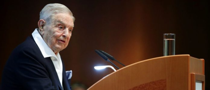 FACT CHECK: Viral Image Attempts To Spread False Claims About George Soros
