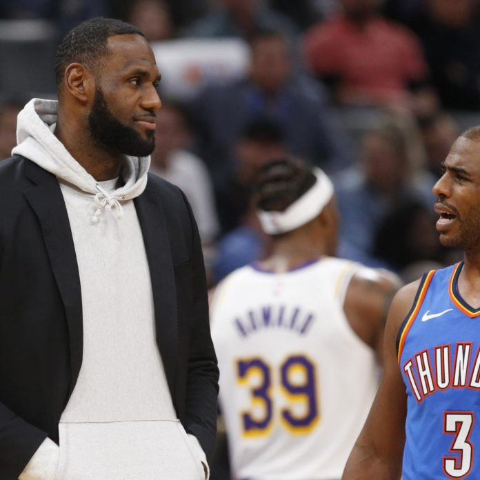 Which NBA Star Would See the Biggest Legacy Boost with a 2020 Title?