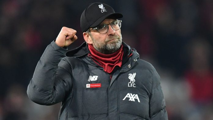 Liverpool boss Klopp would welcome Premier League title with an asterisk