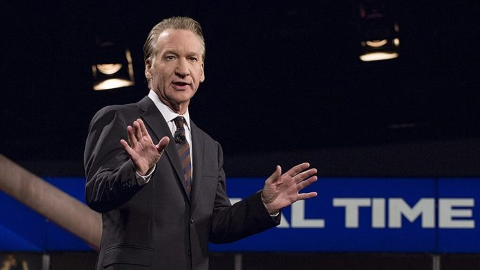 Maher blasts Oakland mayor, other 'Guardians of Gotcha': 'Now we're only seeing color'
