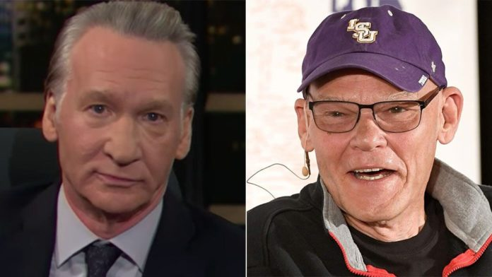 Bill Maher to James Carville: 'How are the Democrats going to blow it?'