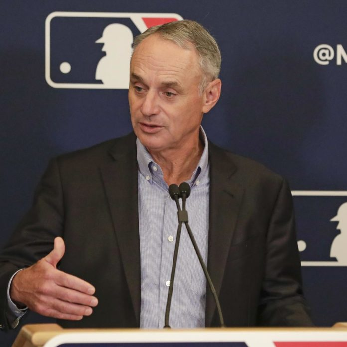 Report: Rob Manfred Expected to Mandate 2020 Season If MLBPA Rejects Proposal