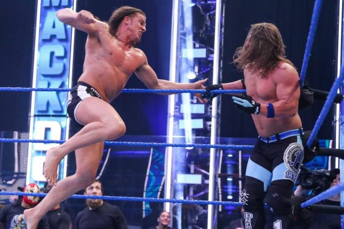 WWE SmackDown on Fox Ratings Up Slightly with Matt Riddle's Debut vs. AJ Styles