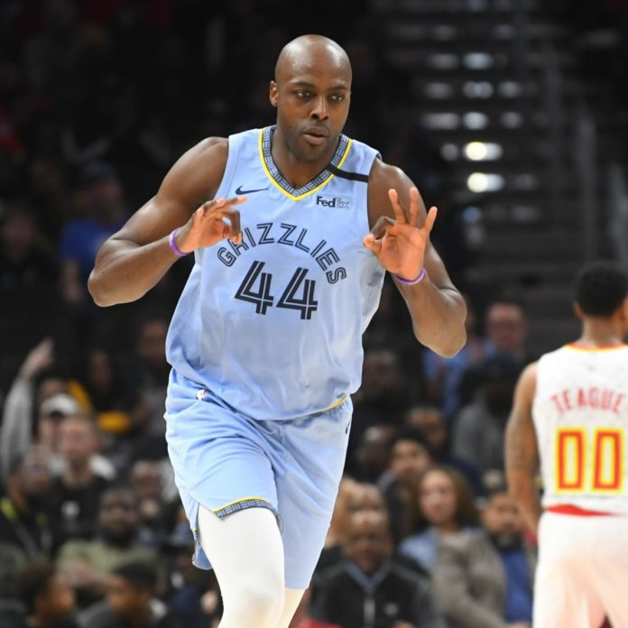 Report: Anthony Tolliver Likely to Sign Grizzlies Contract Amid Outside Interest