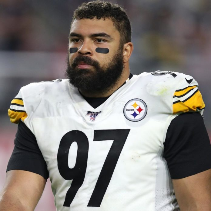 Steelers' Cam Heyward: Pro Football Hall of Fame Game vs. Cowboys 'Probably Out'
