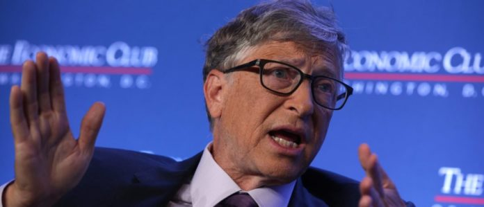 FACT CHECK: Did Bill Gates Visit Jeffrey Epstein's Private Island At Least 17 Times?