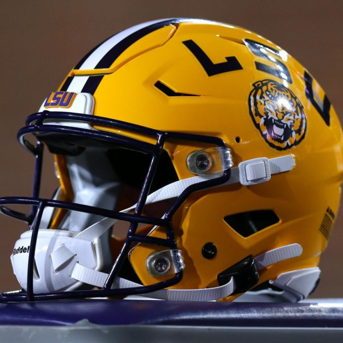 Report: At Least 30 LSU Football Players Quarantined Because of COVID-19