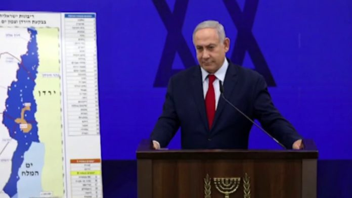 Netanyahu signals possible delay in Israel's West Bank annexation plan