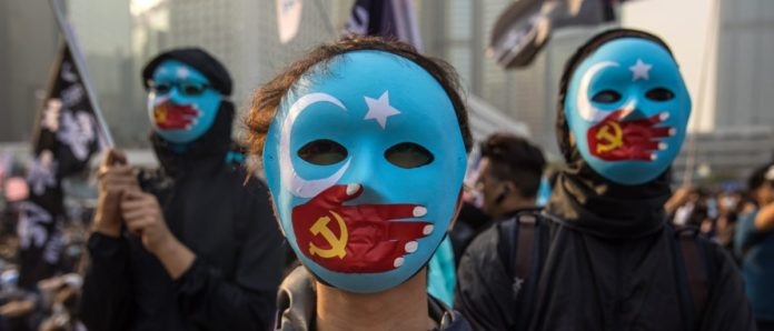 FACT CHECK: Viral Image Claims To Show A Hong Kong Protest In May 2020
