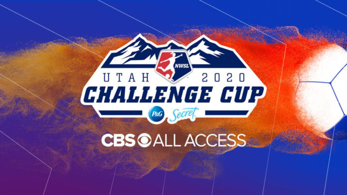 NWSL Challenge Cup on CBS All Access: How to watch, live stream every tournament game