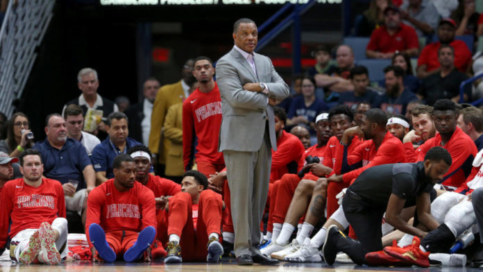 Pelicans coach Alvin Gentry uncertain how he will be evaluated by NBA for Orlando restart