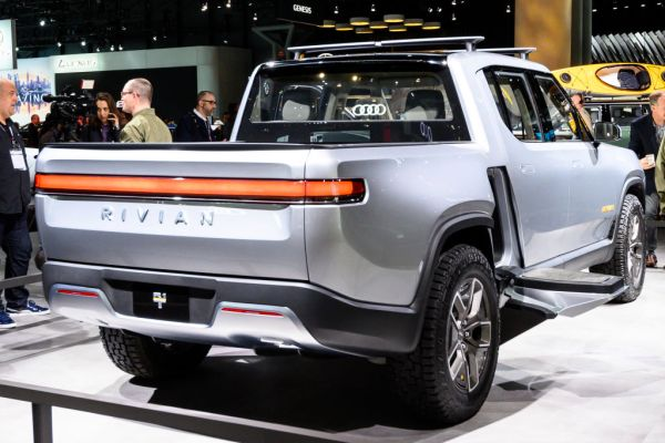 Startup news  startups Rivian to begin deliveries of electric pickup truck in June 2021
