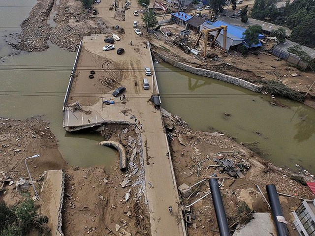 Almost 24 Million People Affected by China Floods, Worst Yet to Come