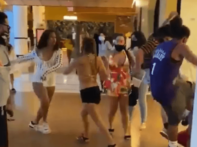 GRAPHIC VIDEO: Three Arrested After Brawl Inside Florida Hard Rock Hotel