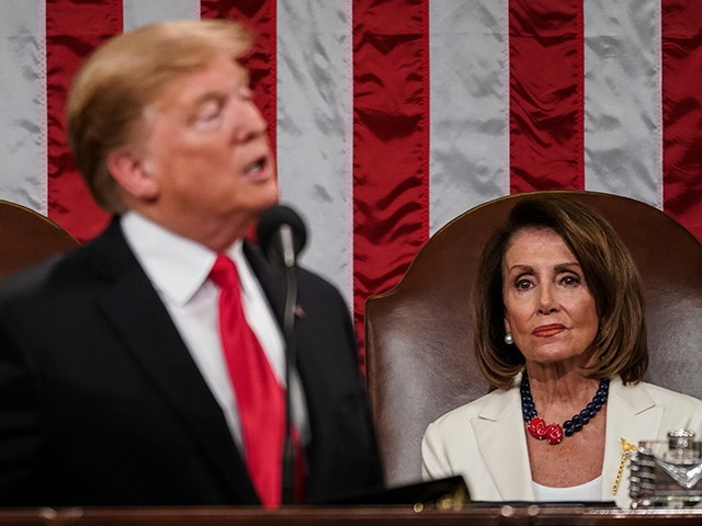 Pelosi Unveils New Nickname for Trump: 'Mr. Make Matters Worse'