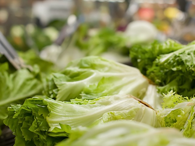 Parasite Linked to Bagged Salad Infects over 600 People in 11 States