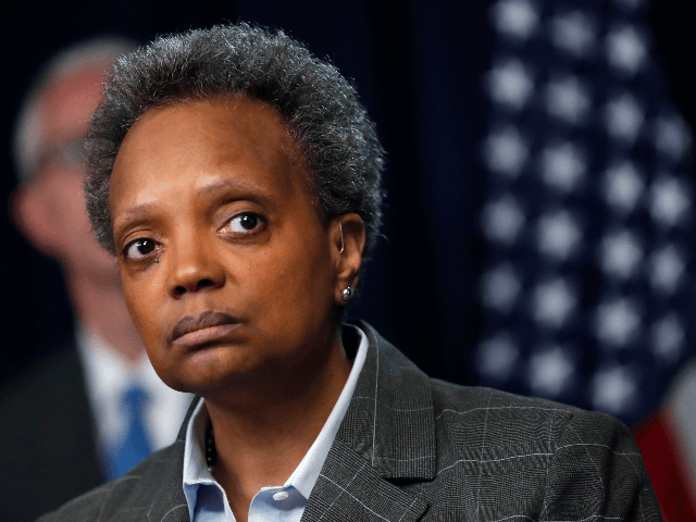 Chicago Mayor Lightfoot: 'We Will Not Allow Federal Troops in Our City'