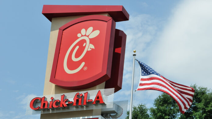 Election 2020  Donald Trump  President Trump  Conservative News  RNC Alabama Chick-fil-A offered free sandwiches in exchange for coins