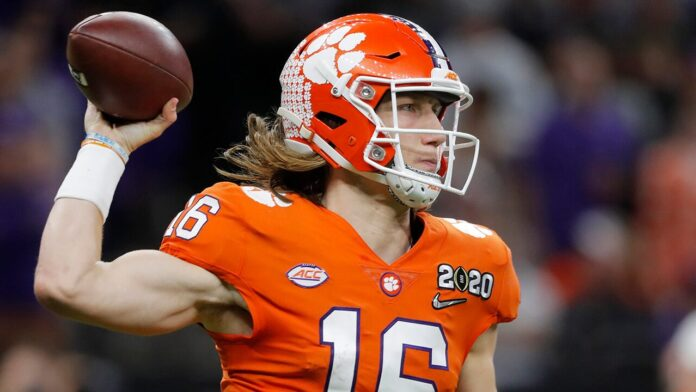 Election 2020  Donald Trump  President Trump  Conservative News  RNC Clemson's Trevor Lawrence proposes to longtime girlfriend: 'Everything I've dreamed of'