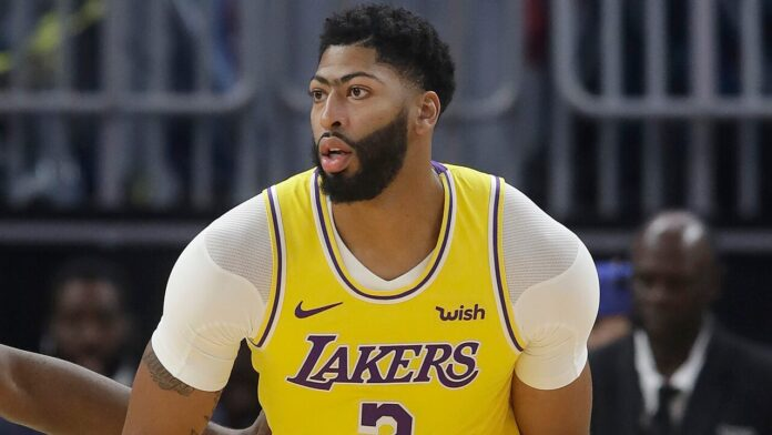 Election 2020  Donald Trump  President Trump  Conservative News  RNC Lakers' Anthony Davis to wear own name on jersey in Orlando