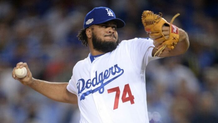Election 2020  Donald Trump  President Trump  Conservative News  RNC Dodgers' Kenley Jansen reports to camp after having COVID-19