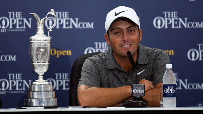 Francesco Molinari and Padraig Harrington withdraw from 2020 PGA Championship