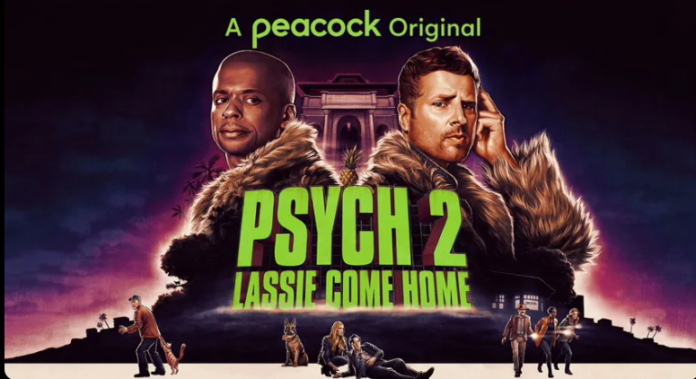 Psych 2 the Movie
