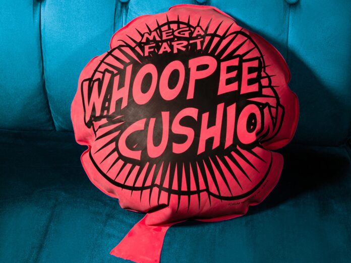 46. Makin' Whoopee Cushion
